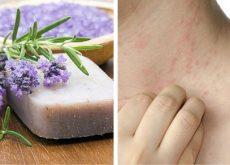 Домашнее мыло для чувствительной кожи
