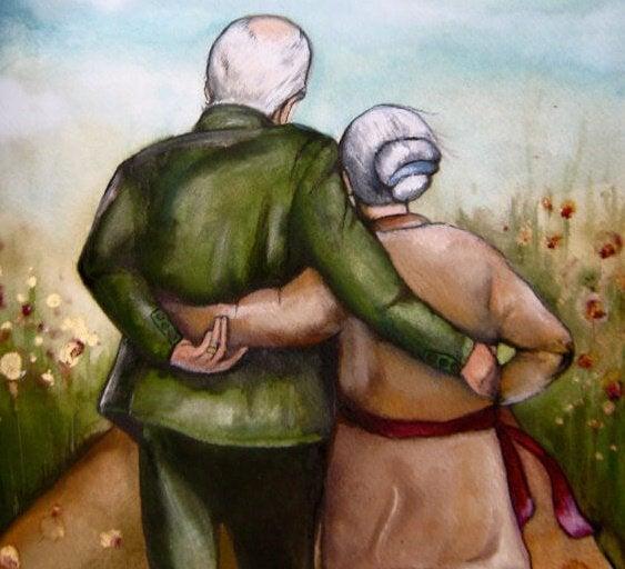 Любовь и старость