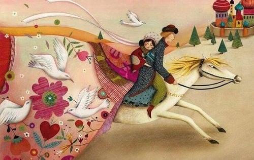 Истинная любовь должна приносить лишь счастье