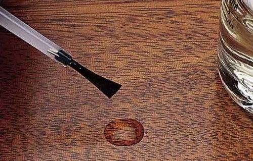 Деревянная поверхность: как замаскировать трещины