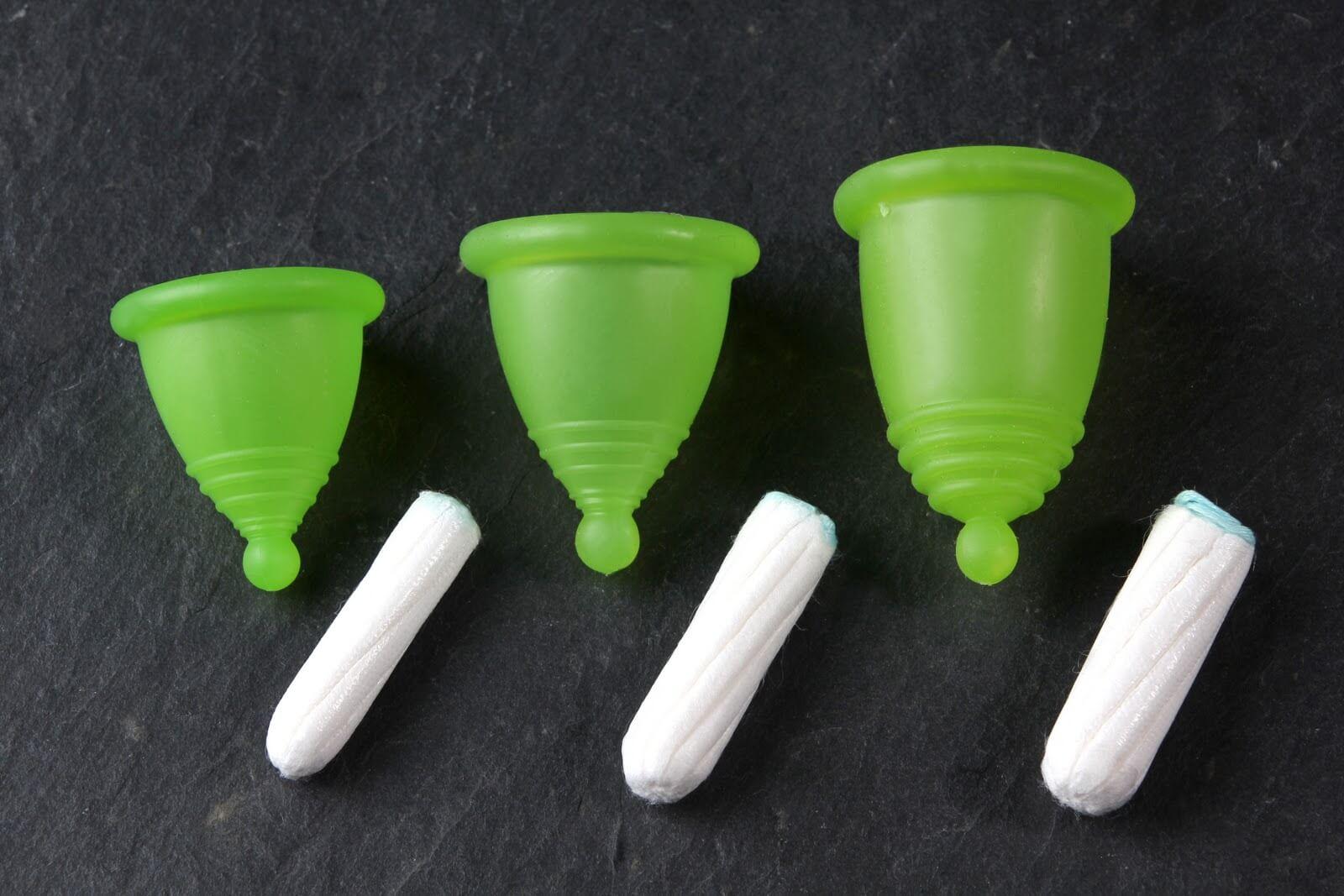 7 вещей, которые необходимо знать о менструальных чашах (капах)