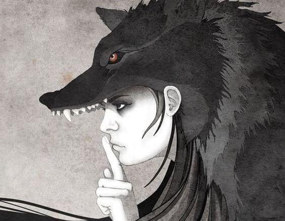 Волк и чужое мнение