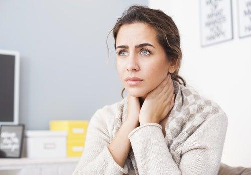 Часто боль в шее связана с эмоциональным напряжением