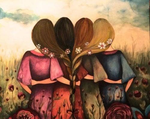 Девушки и эмоции