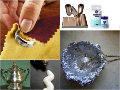 7 способов почистить серебро