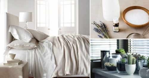 Спальня и уборка