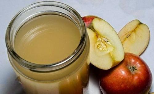 Домашний яблочный уксус и синусит