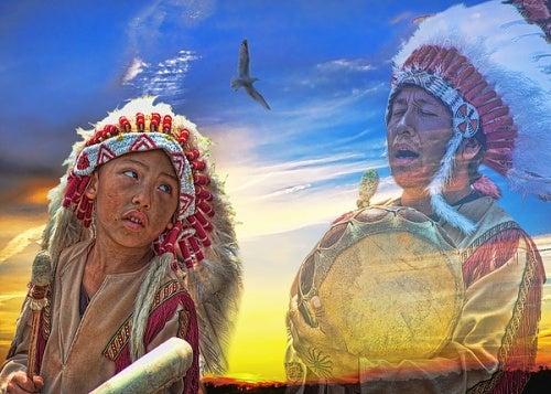 Индейцы лакота и терпение