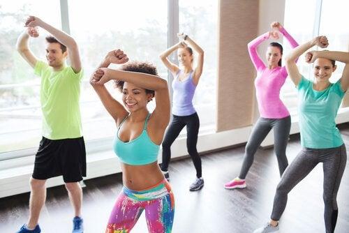 Танец - тренировка для тела и мозга
