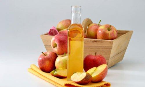 Яблочный уксус и синусит