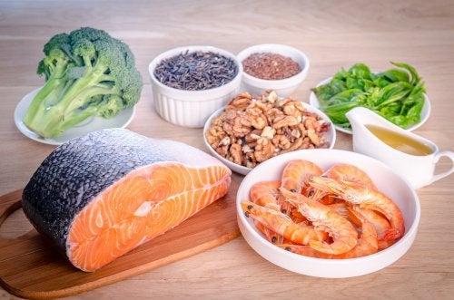 Продукты с омега-3 кислотами помогут снизить артериальное давление