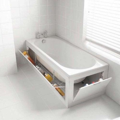 Ванная комната и скрытое хранение