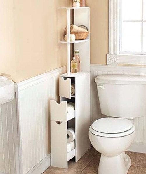 Ванная комната и угловые шкафы
