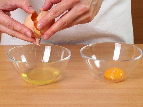 Белок яйца