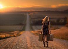 Женщина и расставание