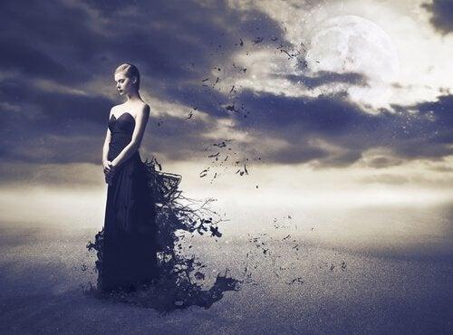 Женщина и отрицательные эмоции