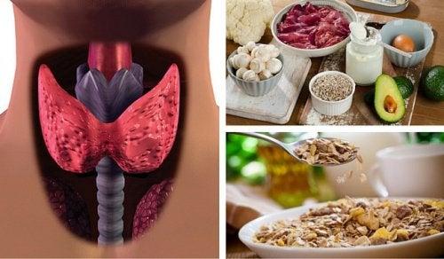 Гипотиреоз: как справиться с заболеванием при помощи питания, ускоряющего метаболизм