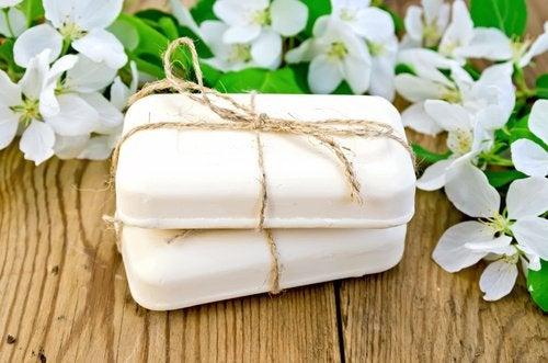 Мыло и предметы личного пользования