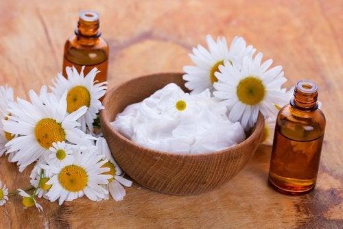 Натуральный крем и осветление кожи