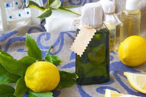 Цитрусовые и избавление от неприятного запаха