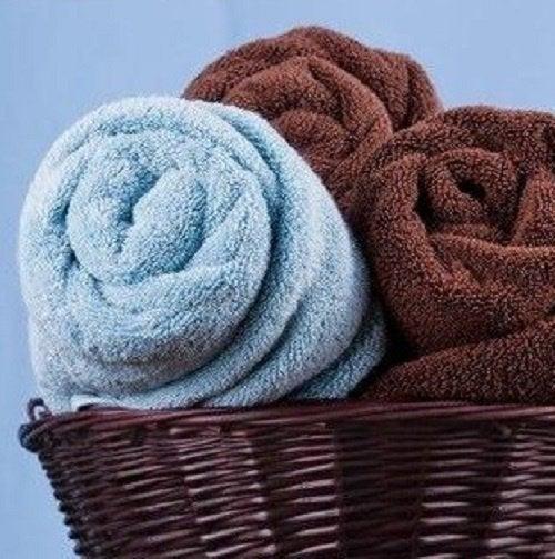 Ванная комната и хранение полотенец