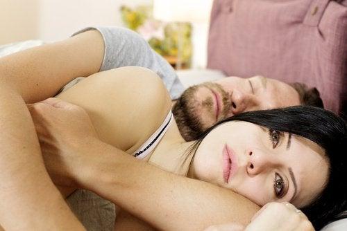 Секс когда мы ложимся спать