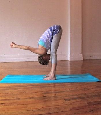 Боли в спине и йога