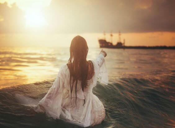 Жизненный опыт и потеряться в море