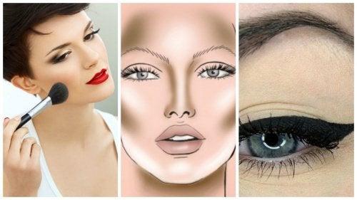 Профессиональный макияж: 5 секретов, которые позволят сделать лицо визуально более изящным