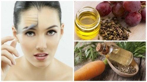 Натуральное масло для кожи