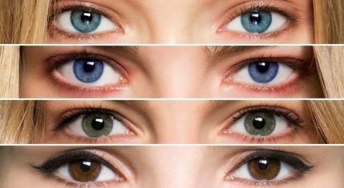 Что говорит цвет глаз о вашем здоровье
