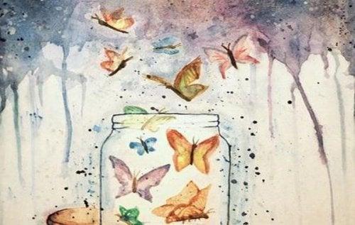 От бабочек не стоит ждать слишком многого