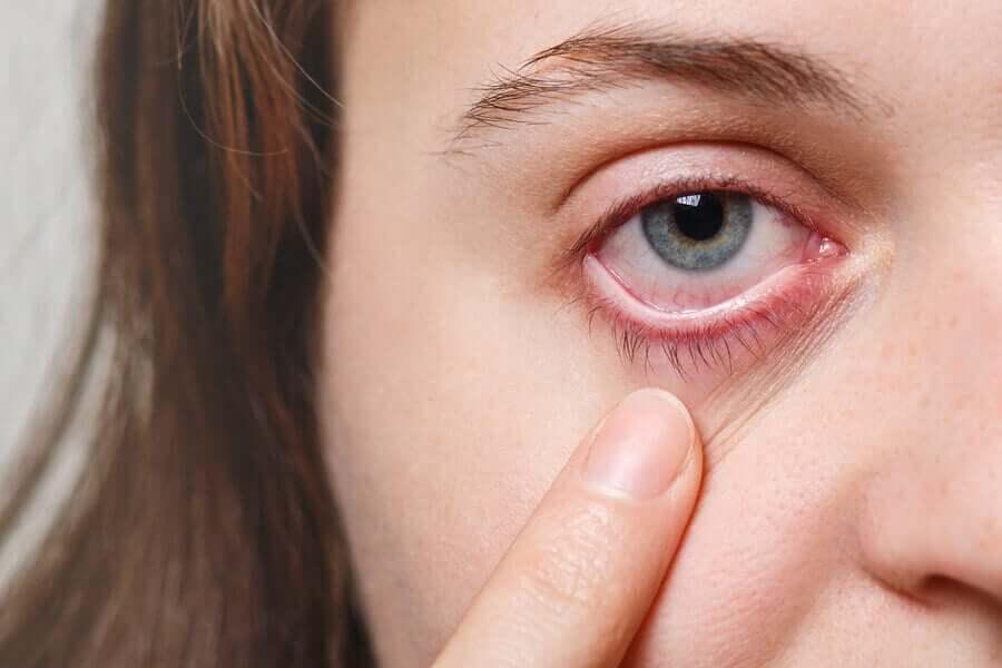Глаз и зрачок