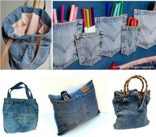 Старые джинсы: 11 поводов не выбрасывать их