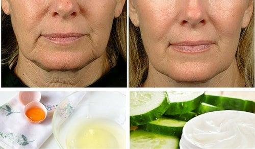 5 домашних средств, которые помогут сохранить кожу лица упругой