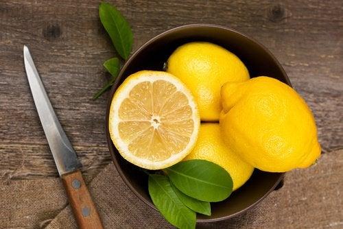 Кожура лимона уменьшает окислительный стресс