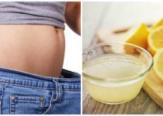 Лимон поможет похудеть