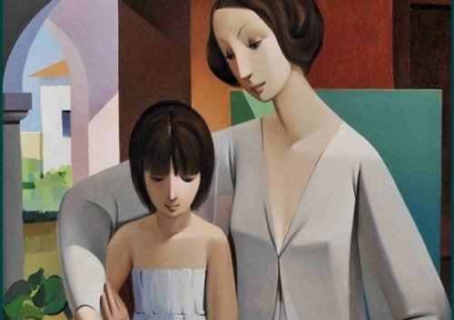 Матери и дочери: их отношения полны загадок