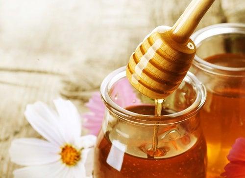 Чесночный мед