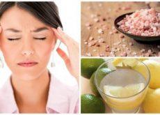 Напиток поможет вылечить мигрень