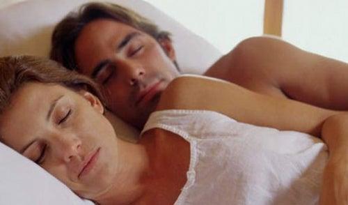 Сон и позы для сна