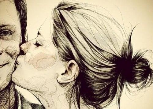 Поцелуй и как не ожидать слишком многого