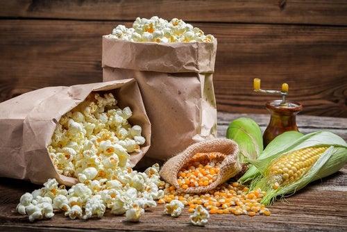 попкорн канцерогенные продукты
