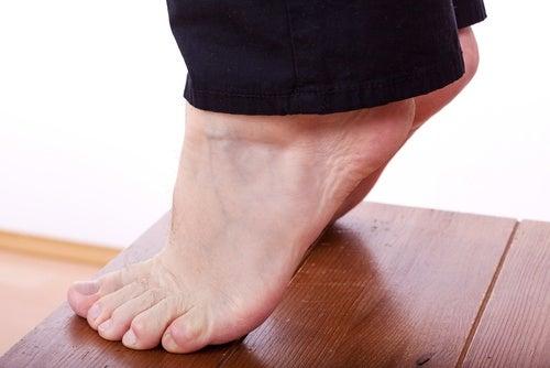 Релевэ укрепляют мышцы стопы и икр