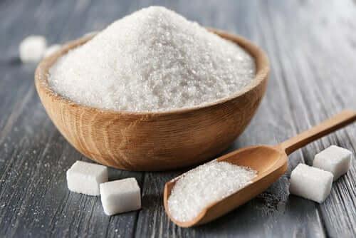 Сыпь на руках устранит сахар