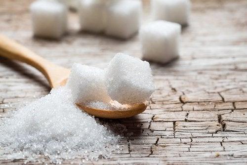 Сахар и талия