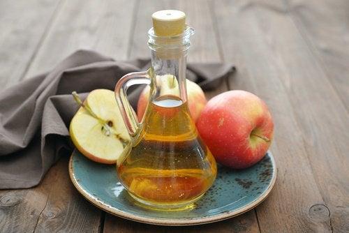 Сковорода и яблочный уксус