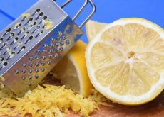 Лимонная цедра помогает справиться с различными недомоганиями