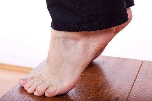 Подошвенный фасциит и мышцы голени