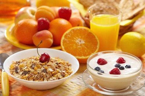 Нормализовать обмен веществ поможет здоровый завтрак